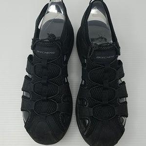 55bacd9a0ef5 Skechers Shoes - New Skechers Melbo Journeyman 2 Fisherman Sandal